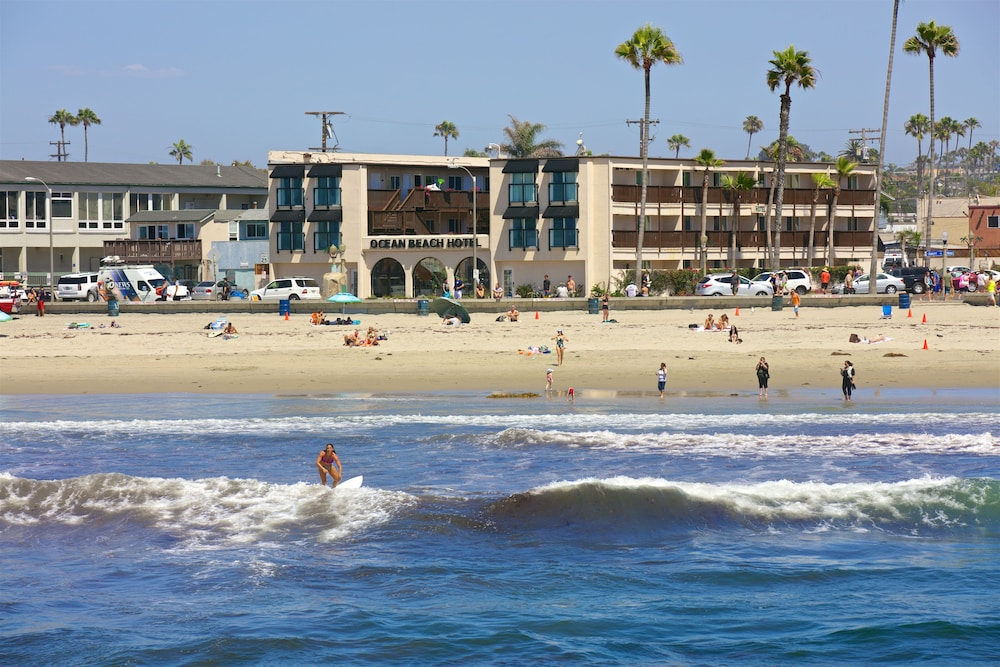 ocean beach hotel in san diego hotel rates reviews on. Black Bedroom Furniture Sets. Home Design Ideas