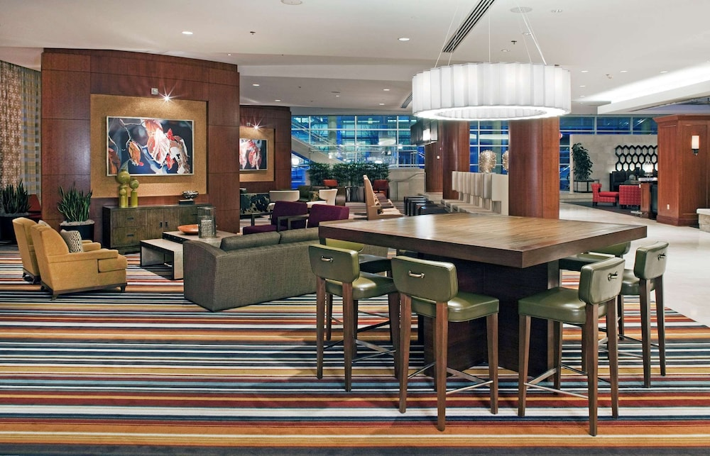 Reception, Hilton Omaha
