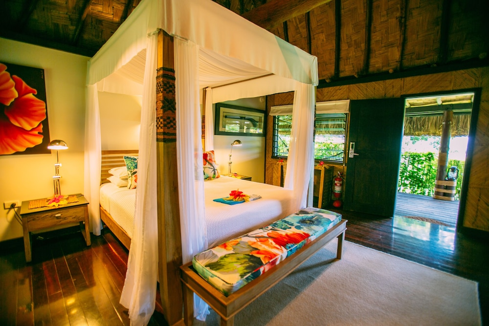 Room, Qamea Resort and Spa Fiji