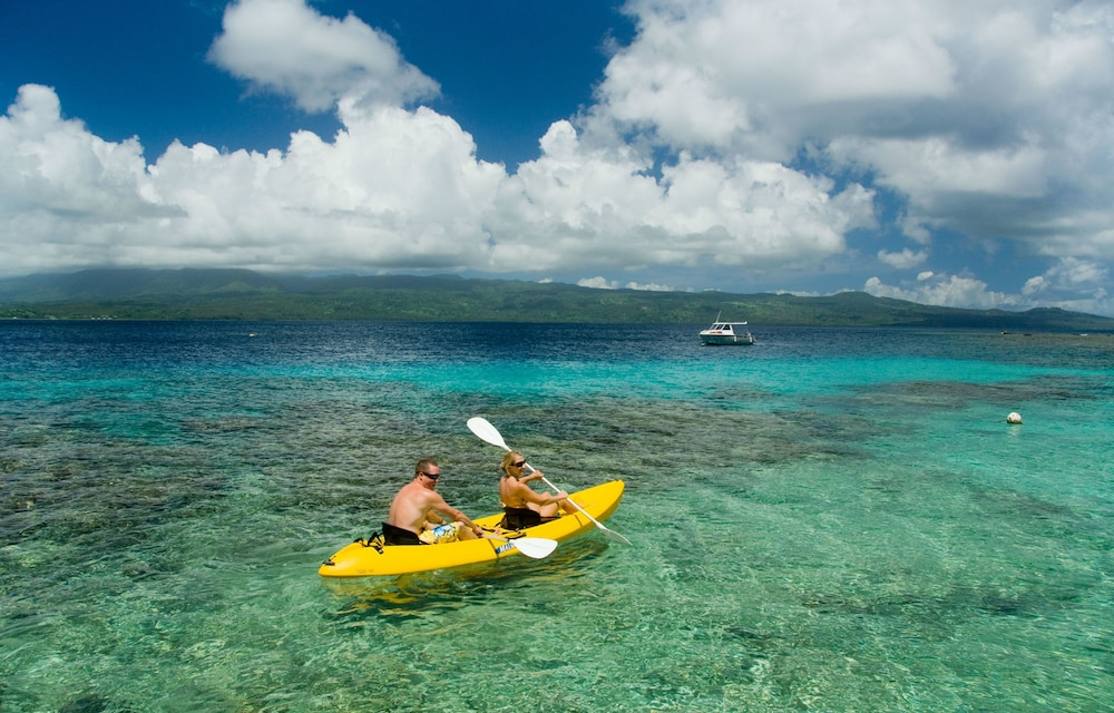 Kayaking, Qamea Resort and Spa Fiji