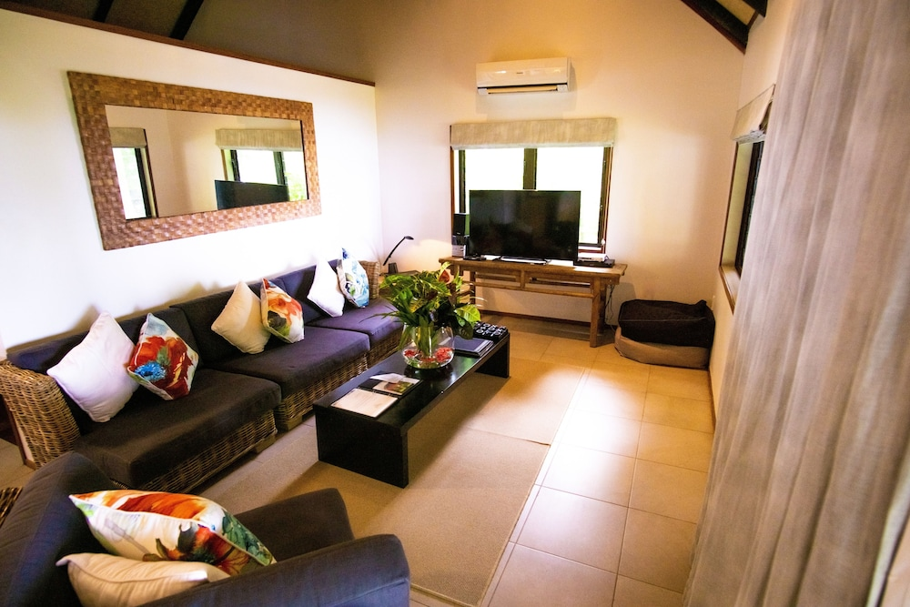 Living Room, Qamea Resort and Spa Fiji