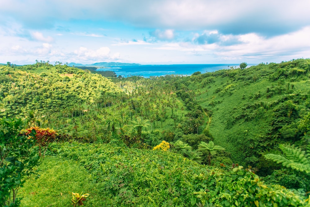 Hiking, Qamea Resort and Spa Fiji