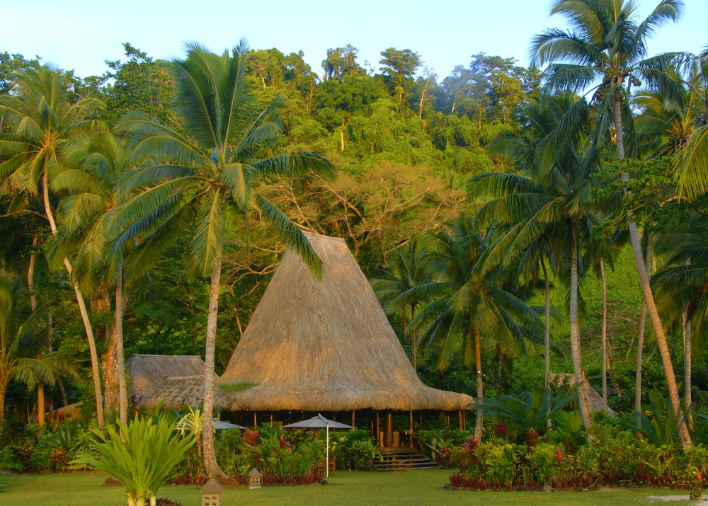 Property Grounds, Qamea Resort and Spa Fiji