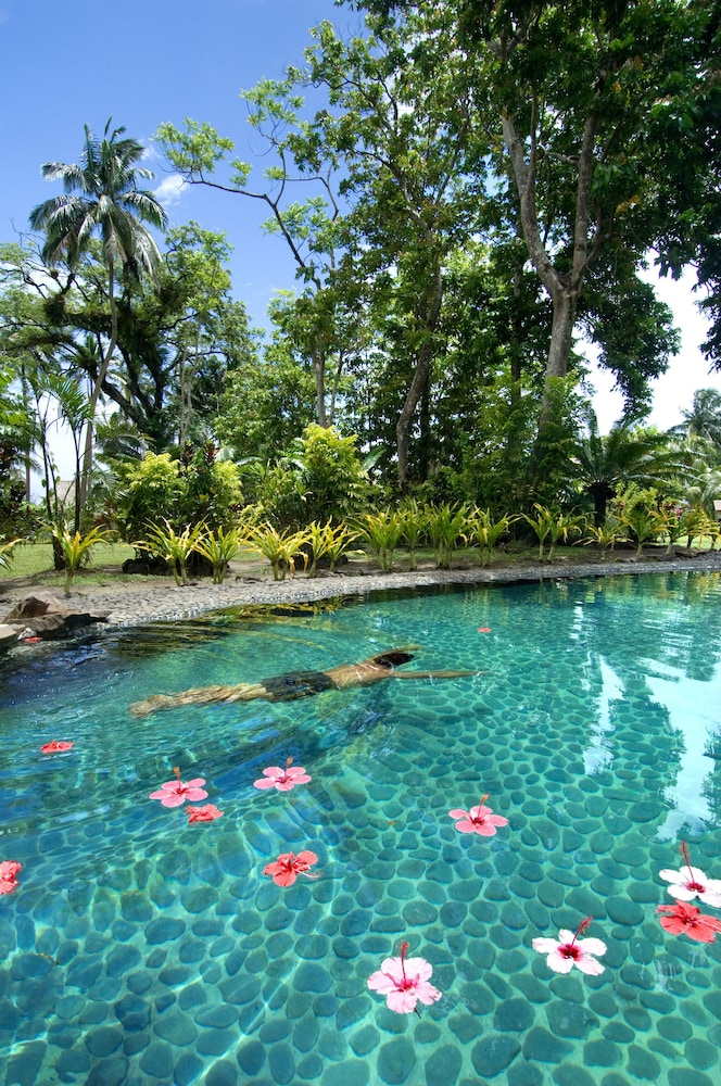 Outdoor Pool, Qamea Resort and Spa Fiji