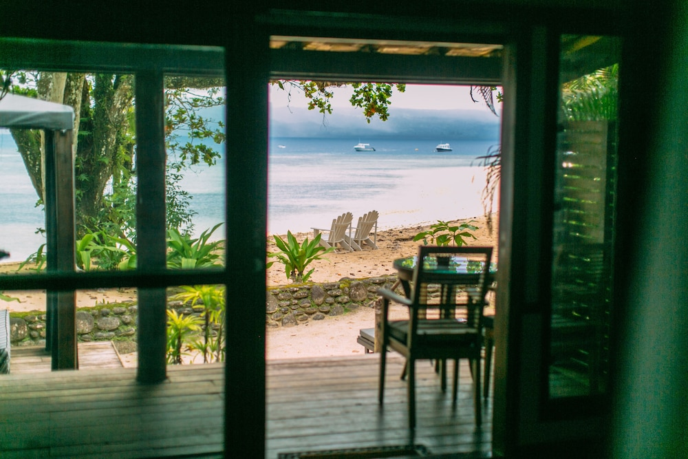 Beach/Ocean View, Qamea Resort and Spa Fiji
