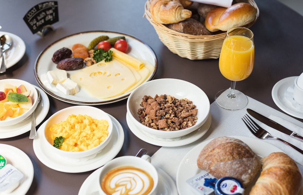Breakfast Meal, EMA House Hotel Suites