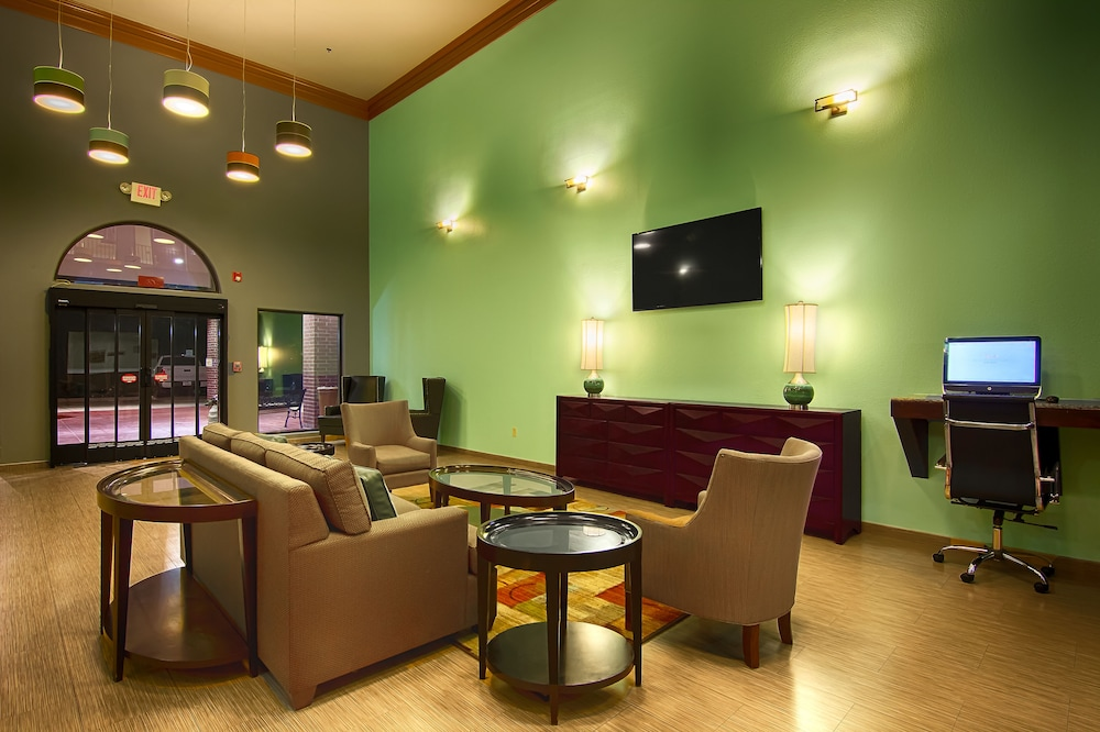 Lobby Lounge, Best Western Plus The Woodlands