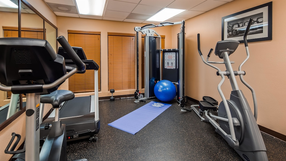 Fitness Facility, Best Western Plus The Woodlands