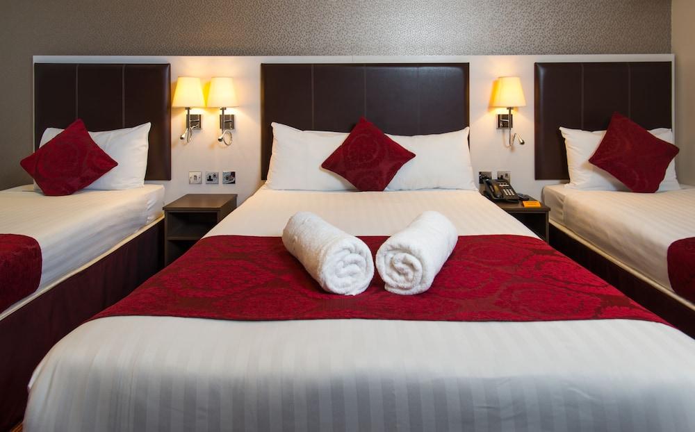 Comfort Inn Buckingham Palace Road, London - Booking.com