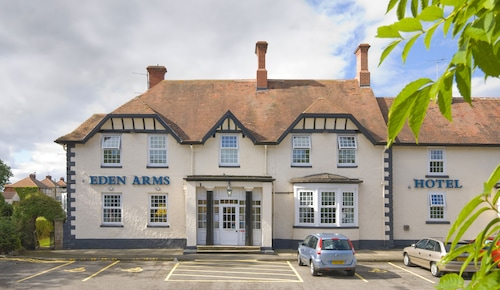 The Eden Arms Hotel