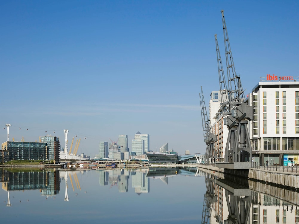 Excel London Hotels Map
