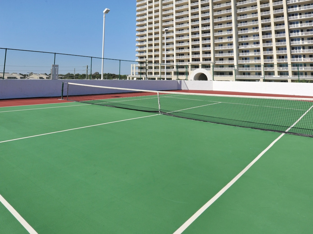 Tennis Court, Majestic Sun Condominiums