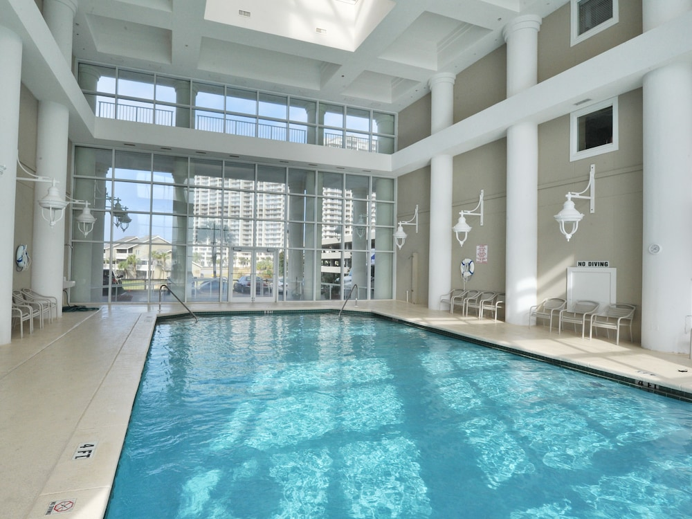 Indoor/Outdoor Pool, Majestic Sun Condominiums