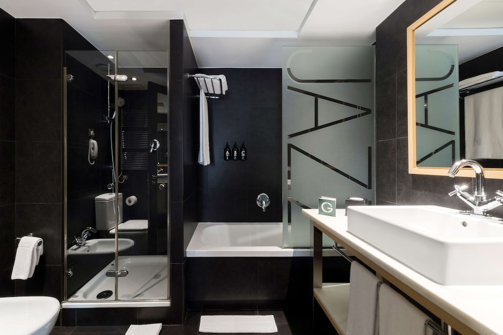Bathroom, Hotel Jazz