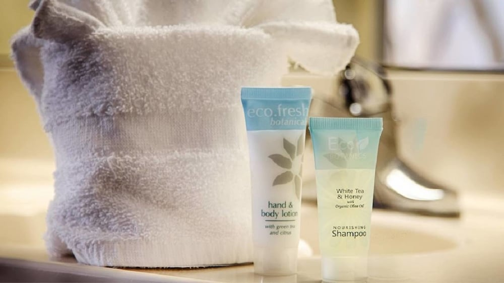 Bathroom Amenities, El Caribe Resort & Conference Center