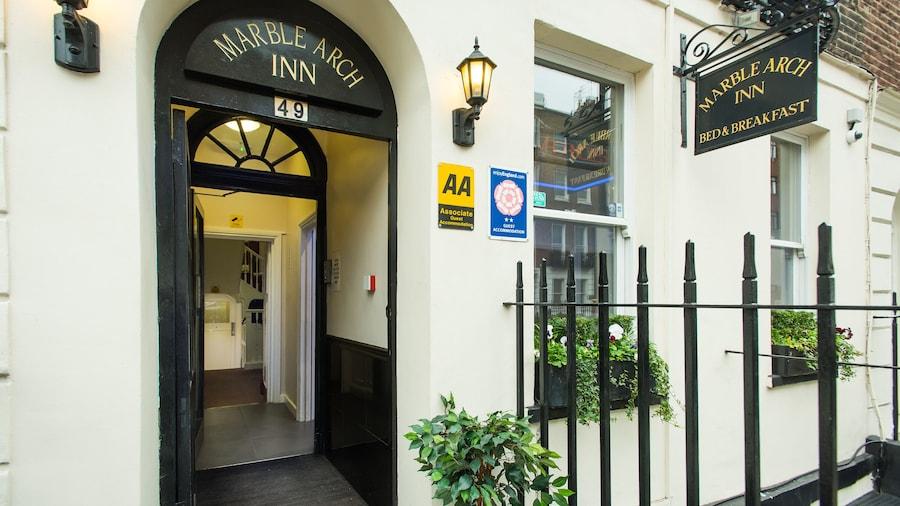 Marble Arch Inn Hotel
