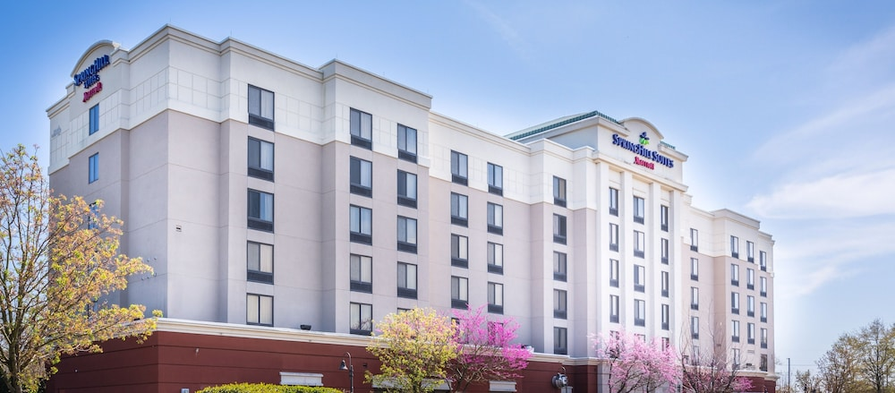 Front of Property, SpringHill Suites by Marriott Norfolk Virginia Beach