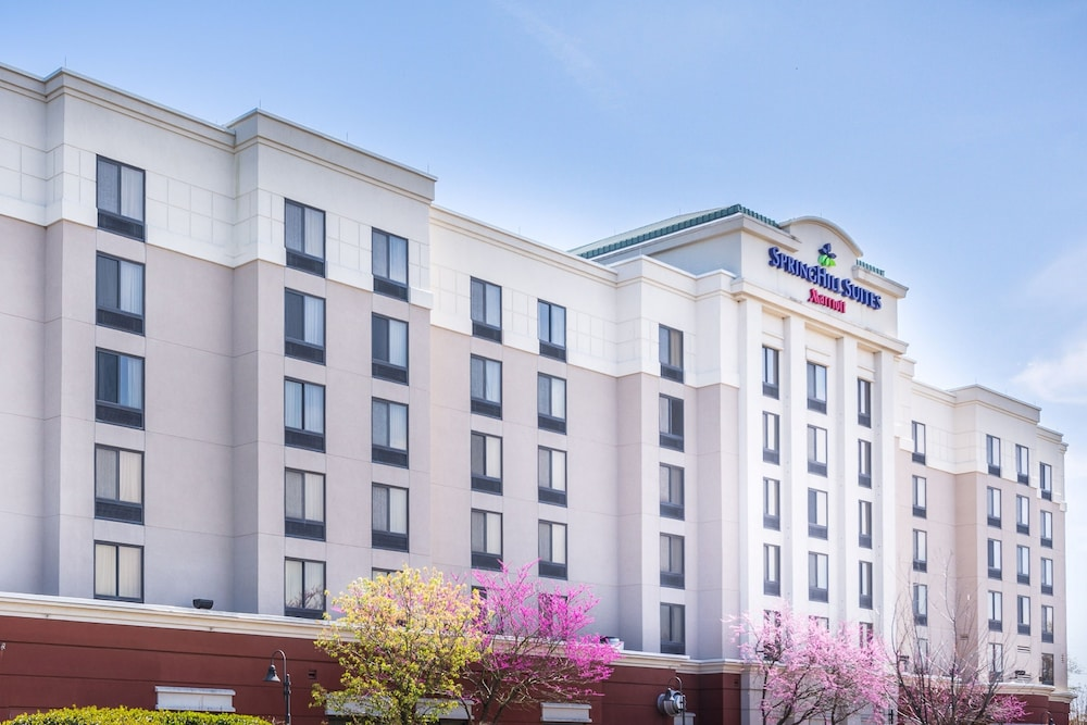 Springhill Suites By Marriott Norfolk Virginia Beach In Hotel Rates Reviews On Orbitz
