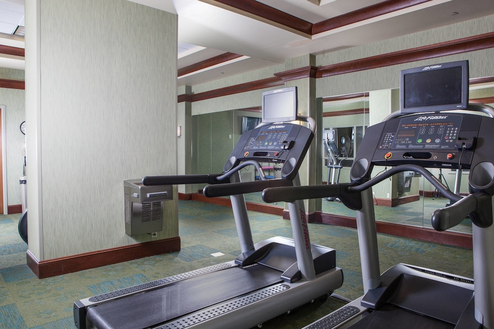 Fitness Facility, SpringHill Suites by Marriott Norfolk Virginia Beach