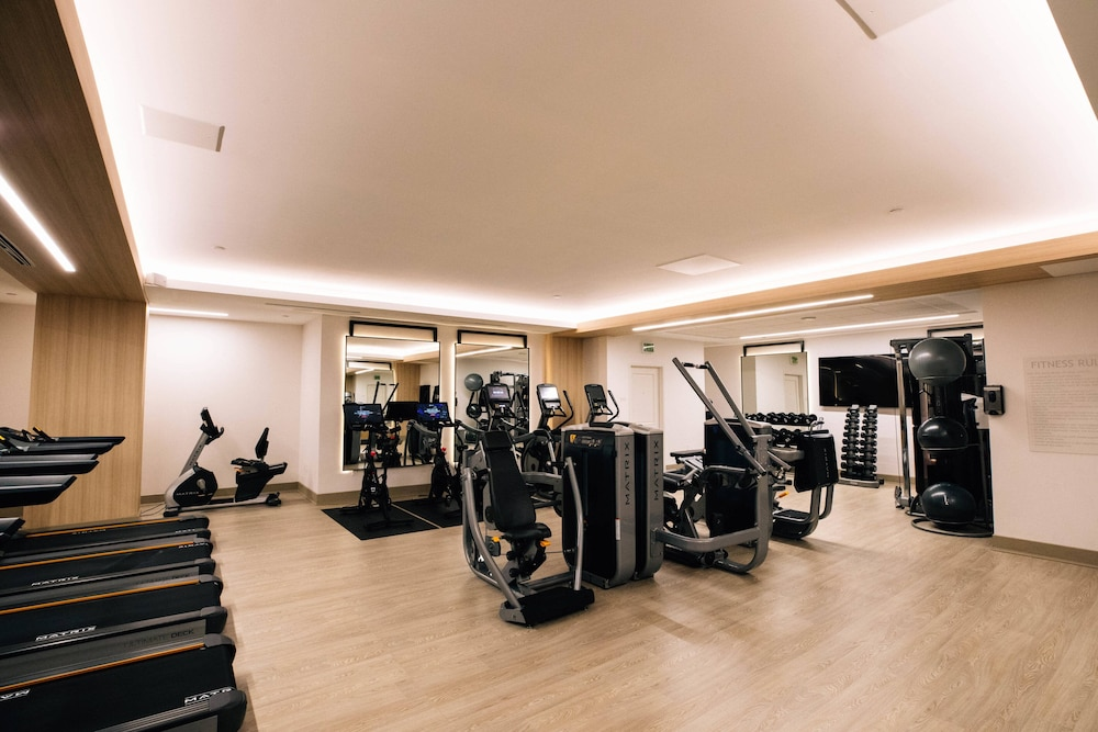 Fitness Facility, JW Marriott Denver Cherry Creek