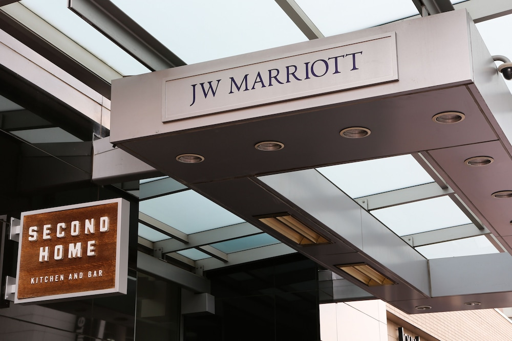 Front of Property, JW Marriott Denver Cherry Creek