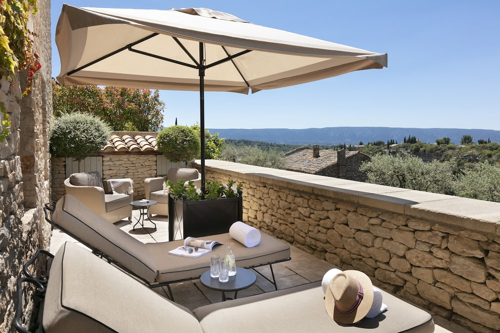 Terrace/Patio, Airelles, La Bastide de Gordes