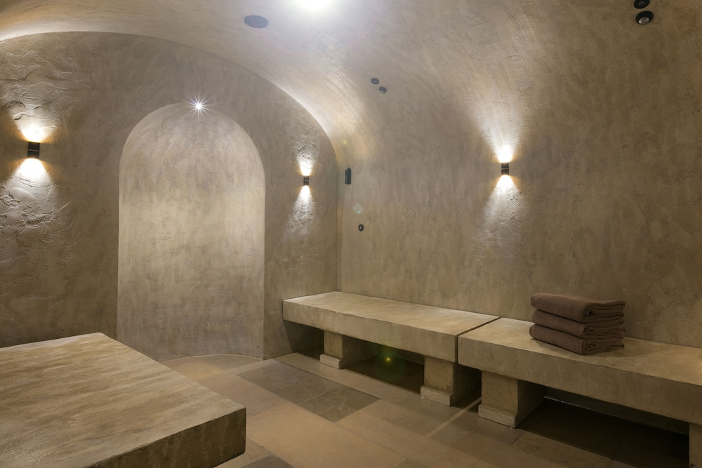Steam Room, Airelles, La Bastide de Gordes