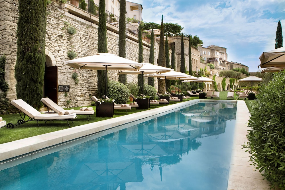 Outdoor Pool, Airelles, La Bastide de Gordes