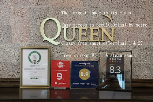Incheon Airport Hotel Queen
