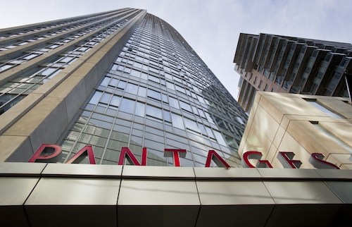 Check Expedia for Availability of Pantages Hotel Toronto Centre