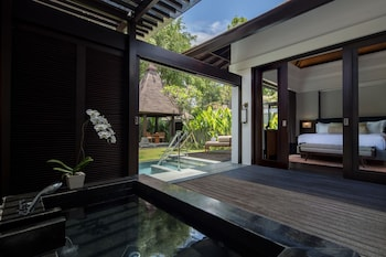 Villa, 1 King Bed, Private Pool - Bathroom