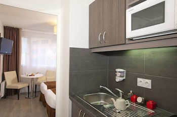 Premium Studio - In-Room Kitchenette