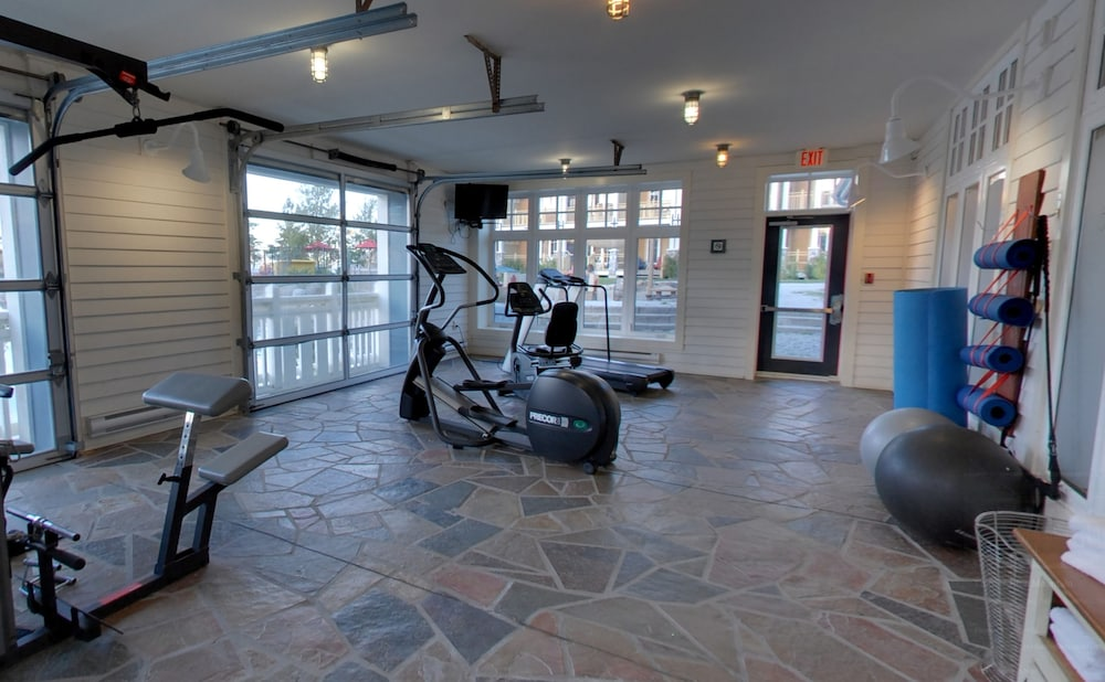 Fitness Facility, Embarc Blue Mountain