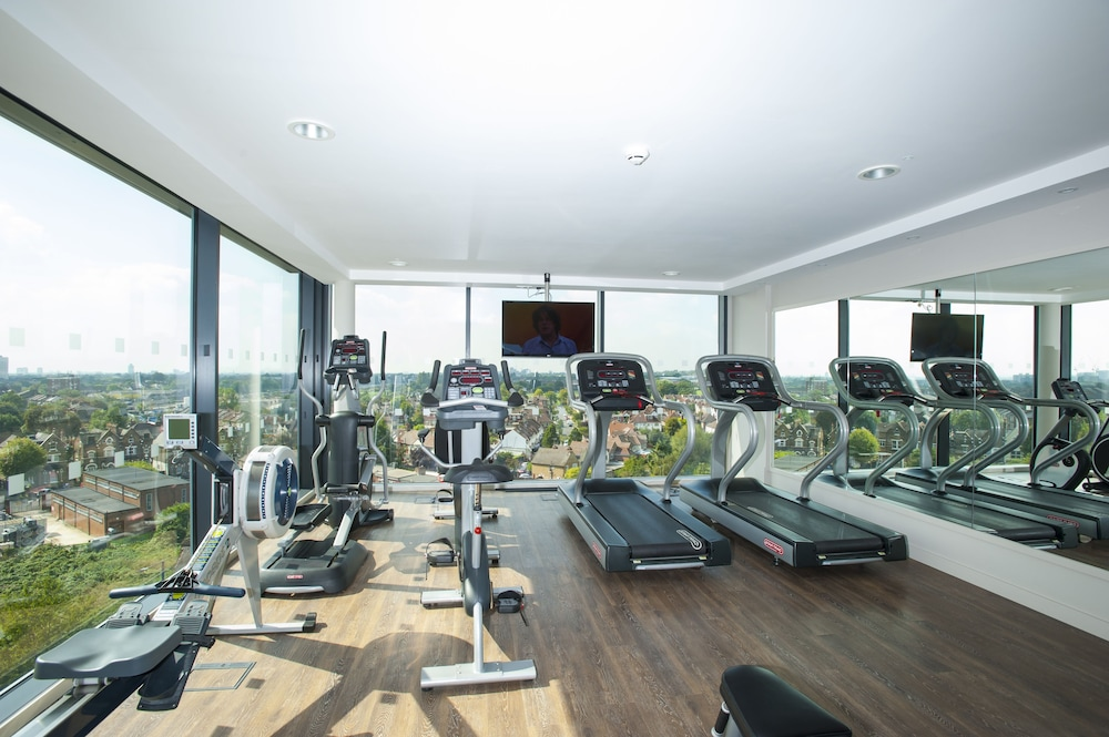 Fitness Facility, Holiday Inn London - West