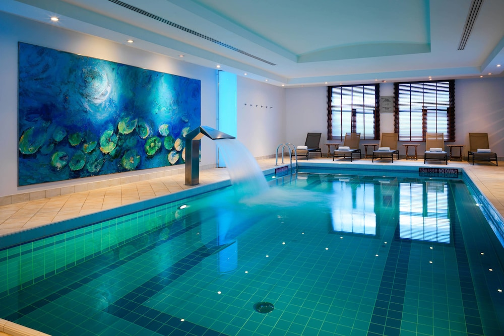 Indoor Pool, Sheraton Grand Krakow