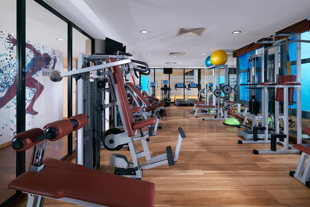 Fitness Facility, Sheraton Grand Krakow