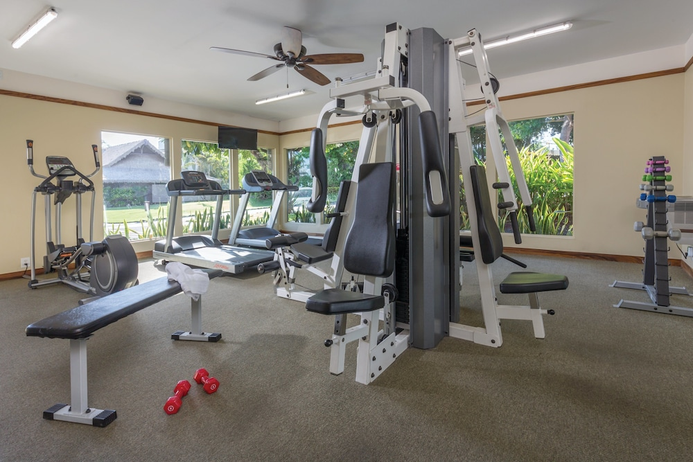 Gym, Wyndham Kona Hawaiian Resort