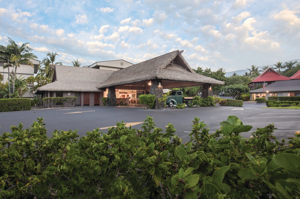 Exterior, Wyndham Kona Hawaiian Resort