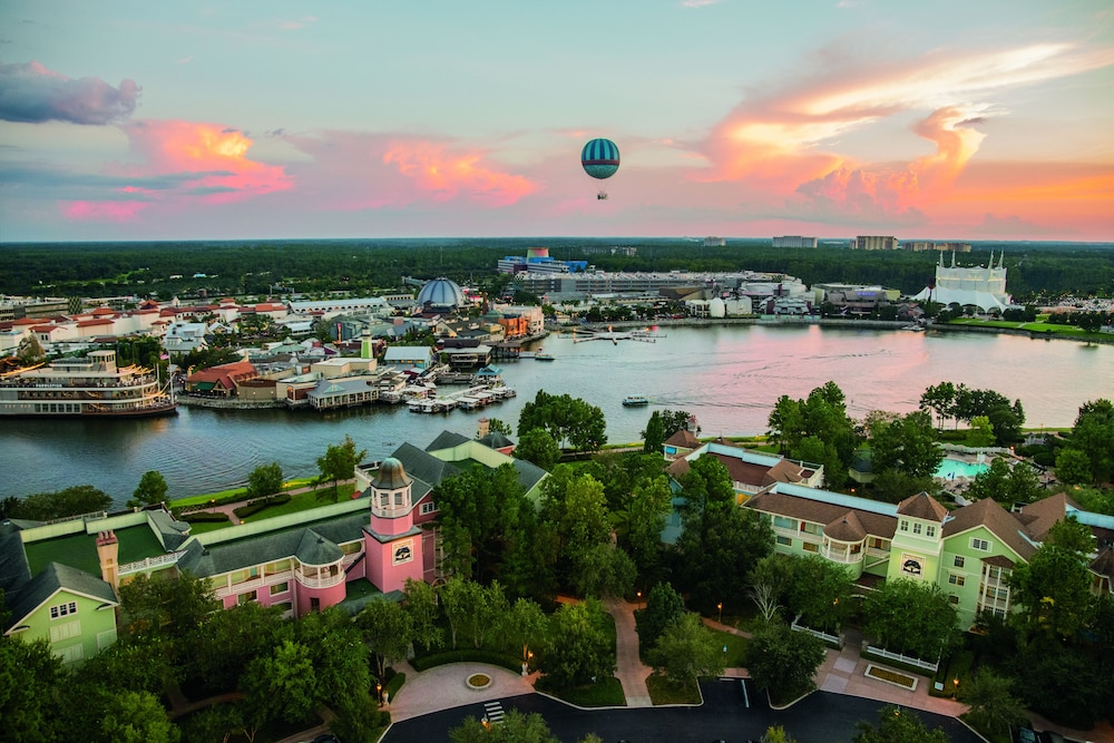 Featured Image, Disney's Saratoga Springs Resort & Spa