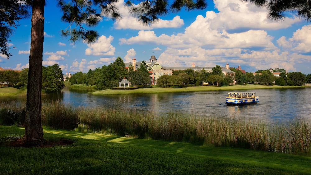 View from Property, Disney's Saratoga Springs Resort & Spa
