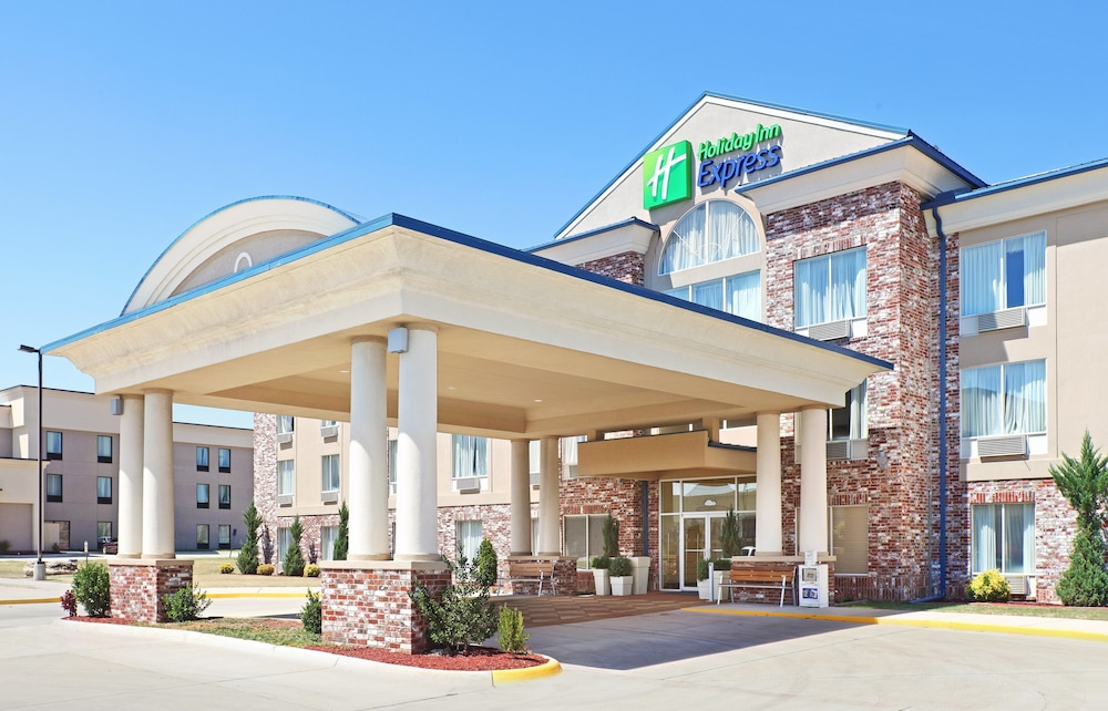 Exterior, Holiday Inn Express Hotel & Suites Mountain Home