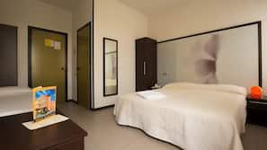 1 chambre, minibar, coffres-forts dans les chambres