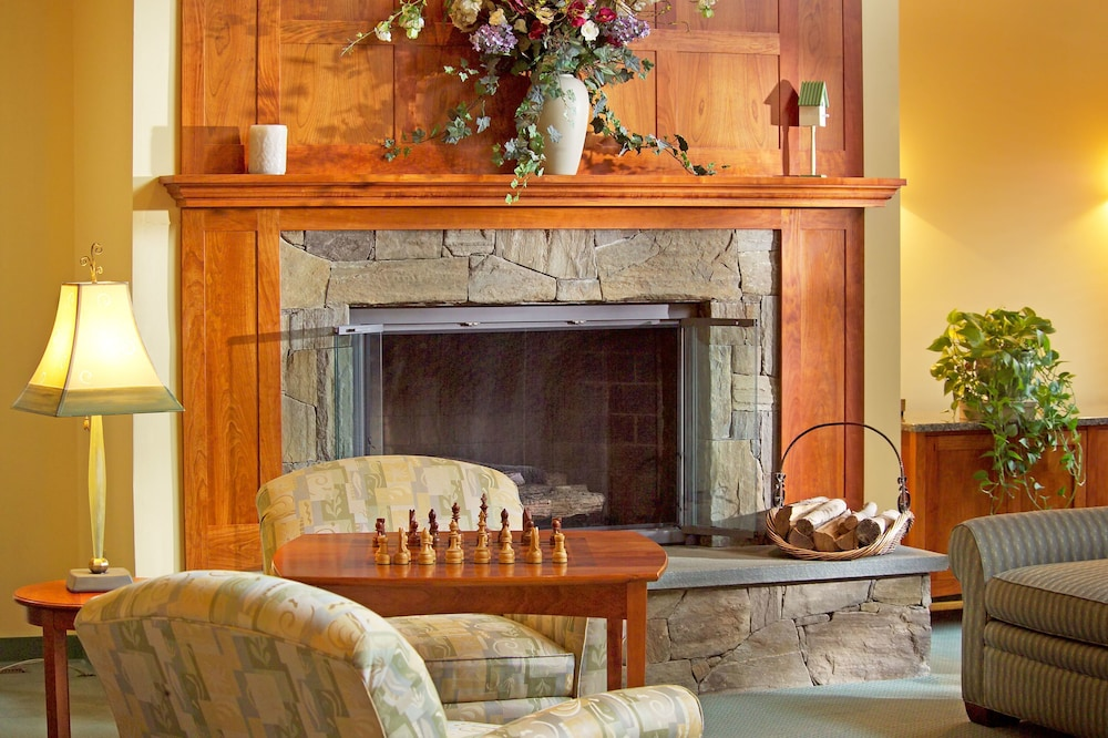 Fireplace, Gorges Grant Hotel