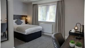 Egyptian cotton sheets, premium bedding, memory-foam beds