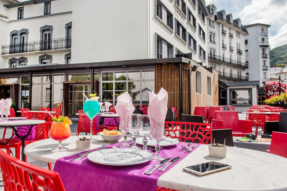 Outdoor Dining, Hotel Sainte-Rose