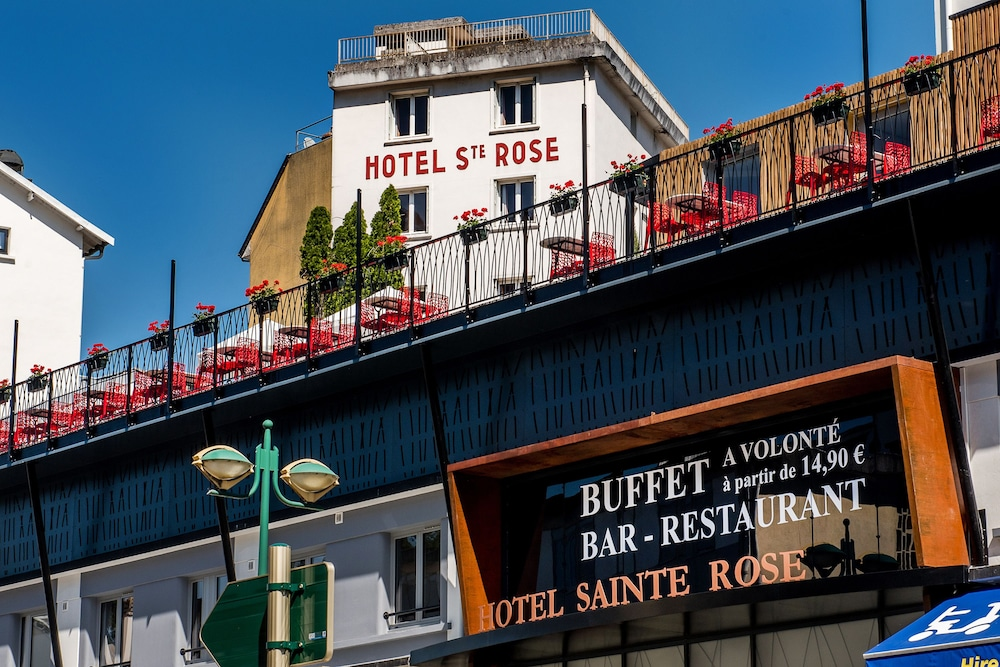 Front of Property, Hotel Sainte-Rose