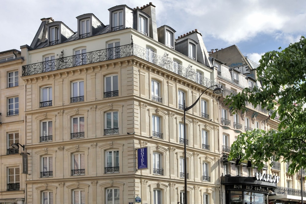 Contact hotel aliz montmartre paris 2018 hotel prices for Paris hotel address