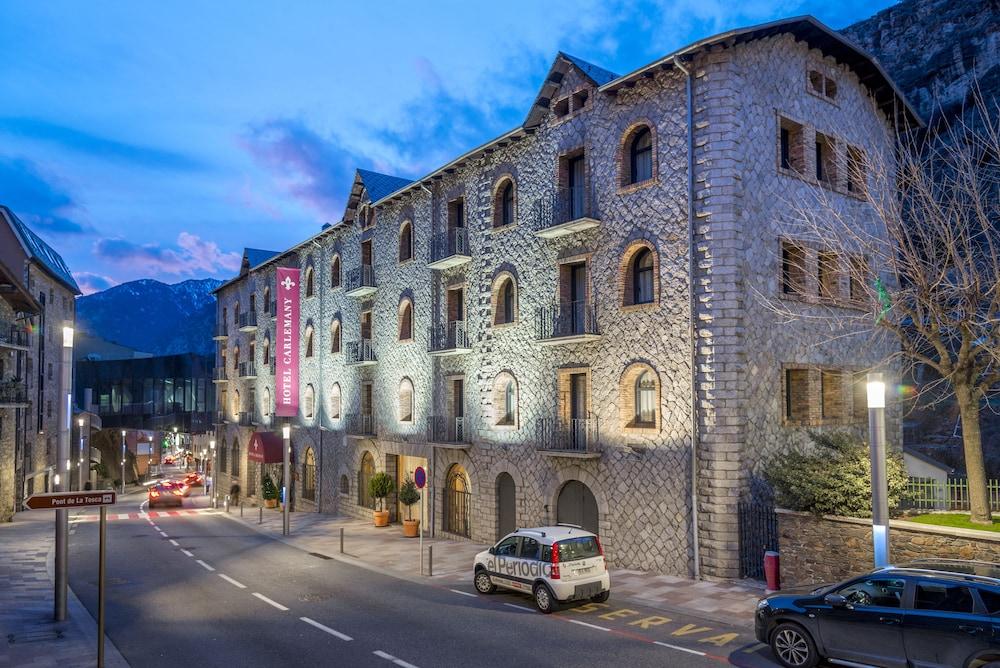 Hotel Spa Andorre La Vieille