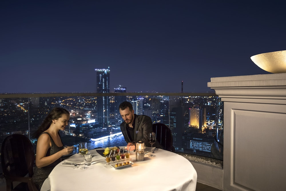 Couples Dining, lebua at State Tower (The World's First Vertical Destination)