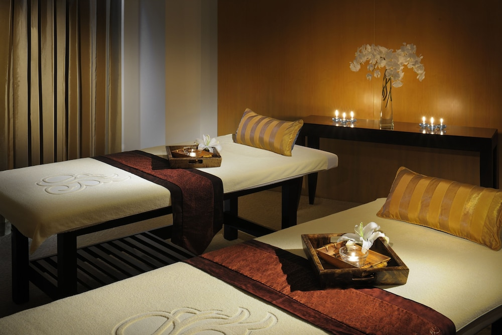 Spa, lebua at State Tower (The World's First Vertical Destination)